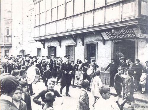 Banda de música 1923