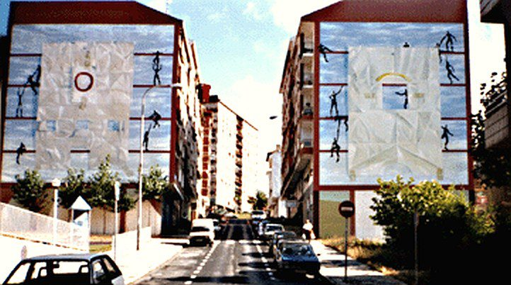 Mural de Juanjo Novella