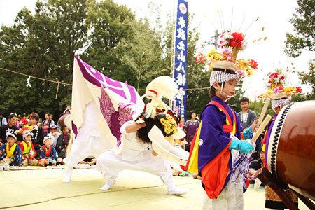 丸山八幡宮 秋季大祭