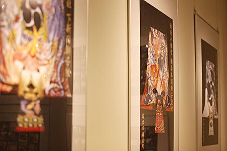 「讃岐の獅子舞」写真展