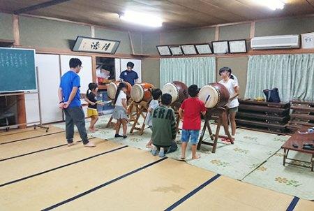 大木獅子組練習 [ 2018/09 ]