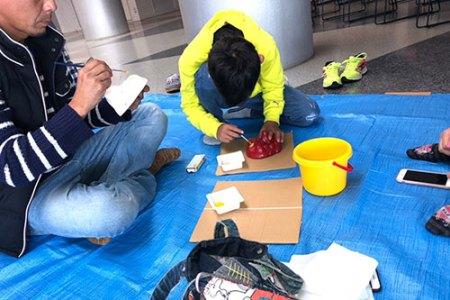ダカ面ワークショップ [ 2018/10/28(日) ]