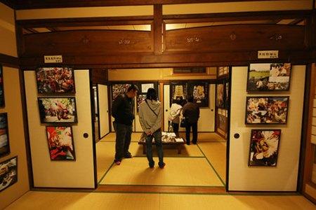 写真展「善通寺の祭り」