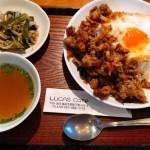 タイ料理の辛さが恋しい時期には『Lucas Cafe』のウマ辛ごはん