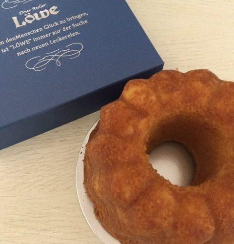 40年間愛されているという高松の洋菓子店『菓子工房ルーヴ』の「ロールケーキ」と「オレンジのクグロフ」が美味しかった話