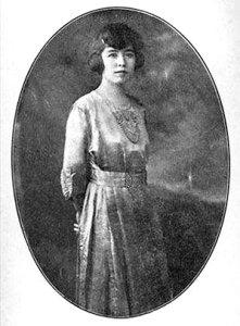 Четыре талантливейшие женщины Республики: Люй Бичэн