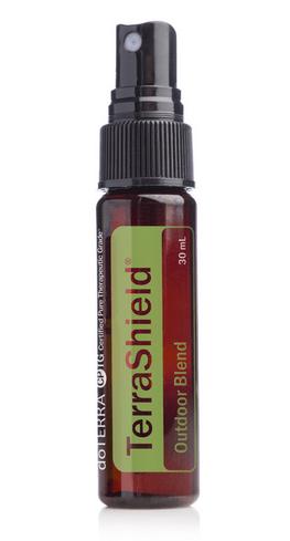 TerraShield Spray voor bescherming binen- en buitenshuis