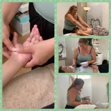 massage verwenarrangement
