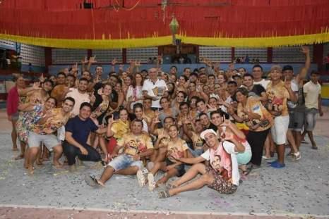 'Lume da Fogueira' é a grande campeã do Arraiá Quatrocentão em São Gonçalo