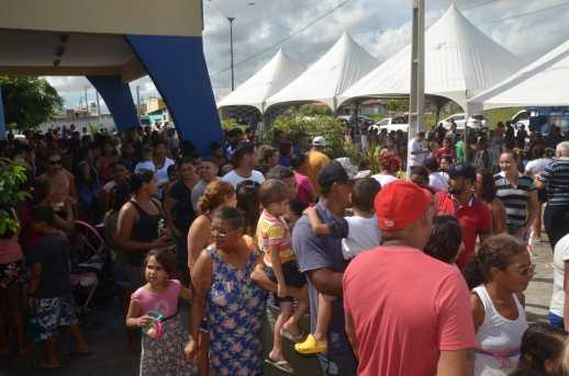 Com mais de 6 mil atendimentos, moradores aprovam Prefeitura em Movimento