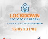 Prefeitura de Pirabas Decreta Lockdown