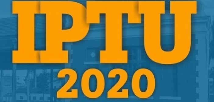 Prefeitura lança campanha de arrecadação do IPTU 2020