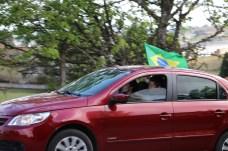 Carreata pro-bolsonaro São Joaquim(56)