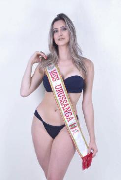 MISS URUSSANGA - MIRELI GUSATO 22 ANOS – 1.74 MT