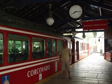 Corcovado - Rio de Janeiro/2009