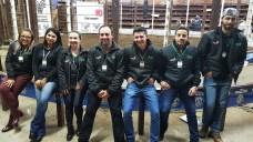 A Super Equipe do Sindicato Rural de São Joaquim