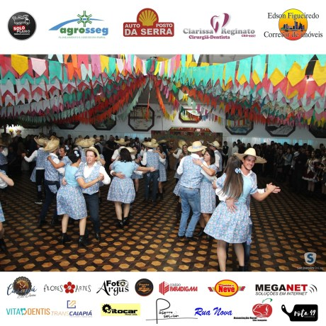Baile São João Clube Astréa (10)