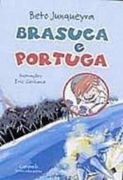 Beto Junqueyra apresenta uma aventura divertida que brinca com as diferenças do português falado no Brasil e do falado em Portugal. Brasuca é o garoto brasileiro e Portuga, sua prima lusitana. Eles falam ao telefone todos os dias, até que um dia a menina desaparece misteriosamente. Então entra em cena Eugênio Maluko, o divertido tio inventor que ajuda Brasuca a encontrar não só a menina como também um valioso tesouro. Os dois saem em busca de Portuga e dão uma volta ao mundo pelos países que falam português, numa história que arranca gargalhadas dos leitores.