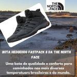 _Bota Hedgehog Fastpack II da The North Face – Masculina