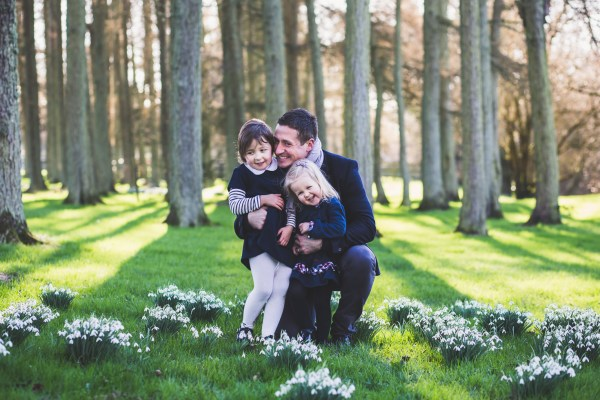 family photography session by saol nua