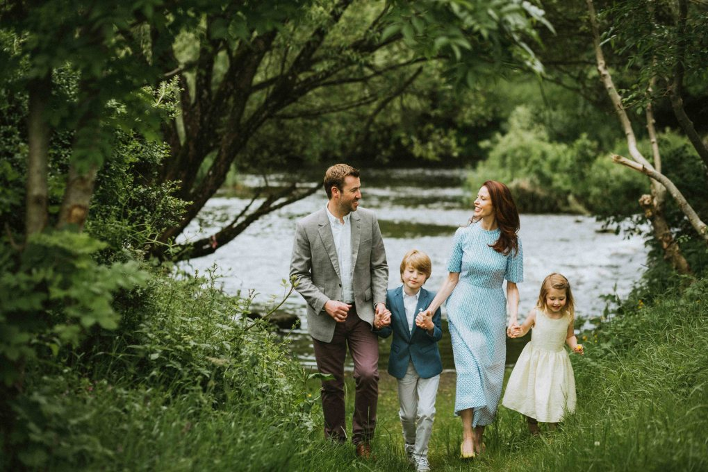 family photo session, outdoor lifestyle photography, kildare