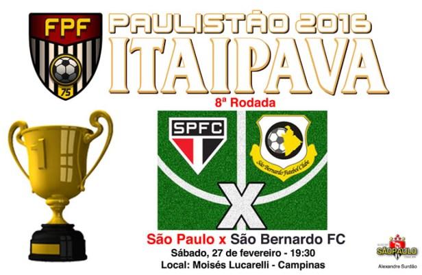 São Paulo x São Bernardo