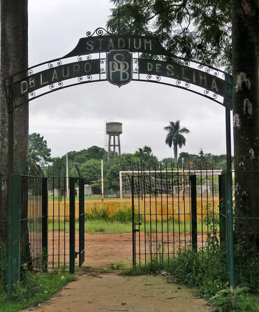 Stadium Dr. Lauro de S. Lima