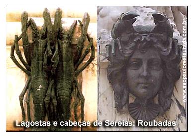 Lagosta e Sereia