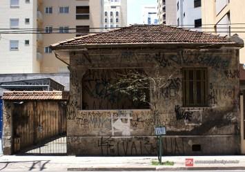 Casa Rua Tabapuã 469 São Paulo Antiga
