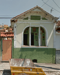 Casa Demolida Rua Cel Tamarindo 460 São Paulo Antiga