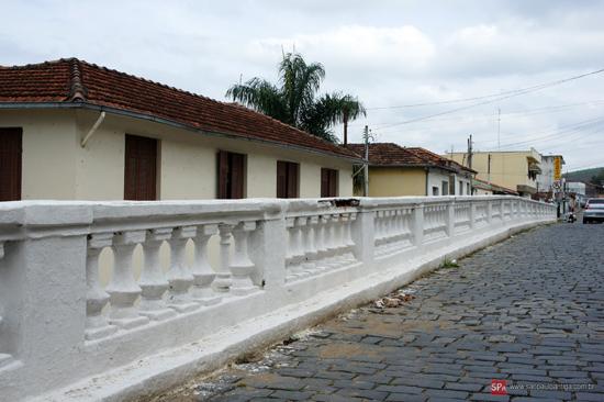 Vista parcial da Rua Cel. Tamarindo (clique na imagem para ampliar).
