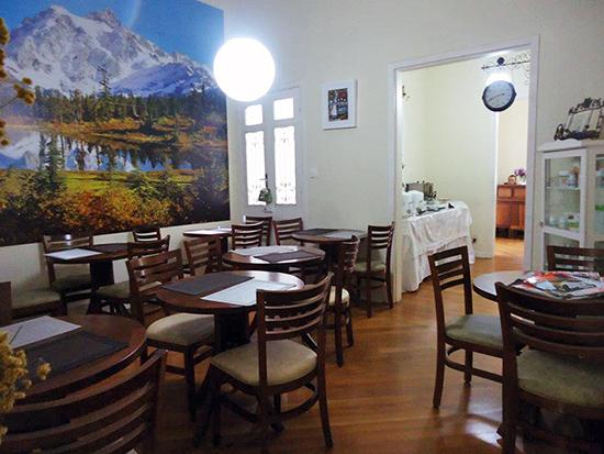 Crédito: Divulgação / Casa de Almoço