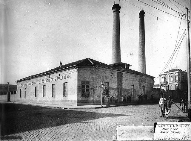 Rua Araújo em 1901 (clique na foto para ampliar).