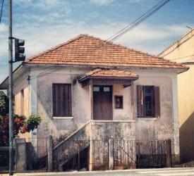 Casa Demolida Avenida Imirim 1120 São Paulo Antiga