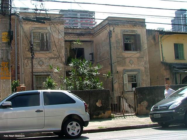 Prédio Santo Antônio em 2009 (clique para ampliar)