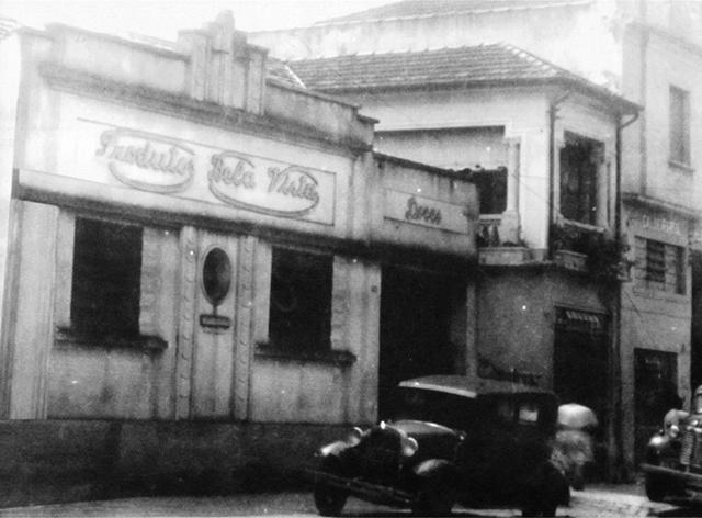 Fábrica da Bela Vista em 1940 (clique para ampliar)