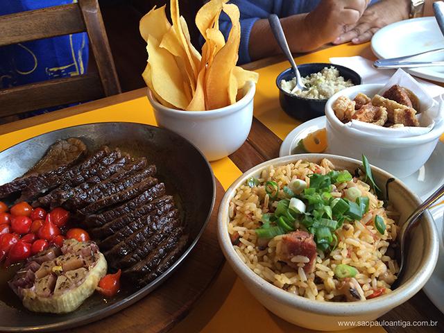 Na foto: Restaurante Mocotó