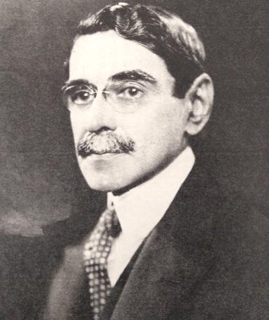 Pedro Benjamin Cerqueira Lima, fundador do Touring Club do Brasil