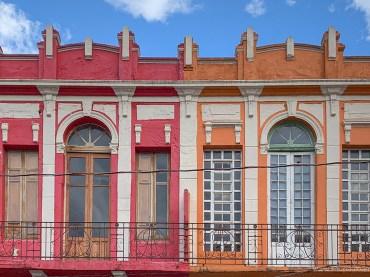Sobrados de 1917 – Rua do Lucas