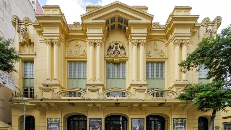 Cine Theatro Paramount (Teatro Renault)