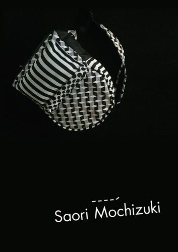 水玉 バッグ ボーダー ストライプ モノクロ 幾何学 リュックサック ナップザック 雑貨 東京 中目黒 雑貨店 雑貨屋