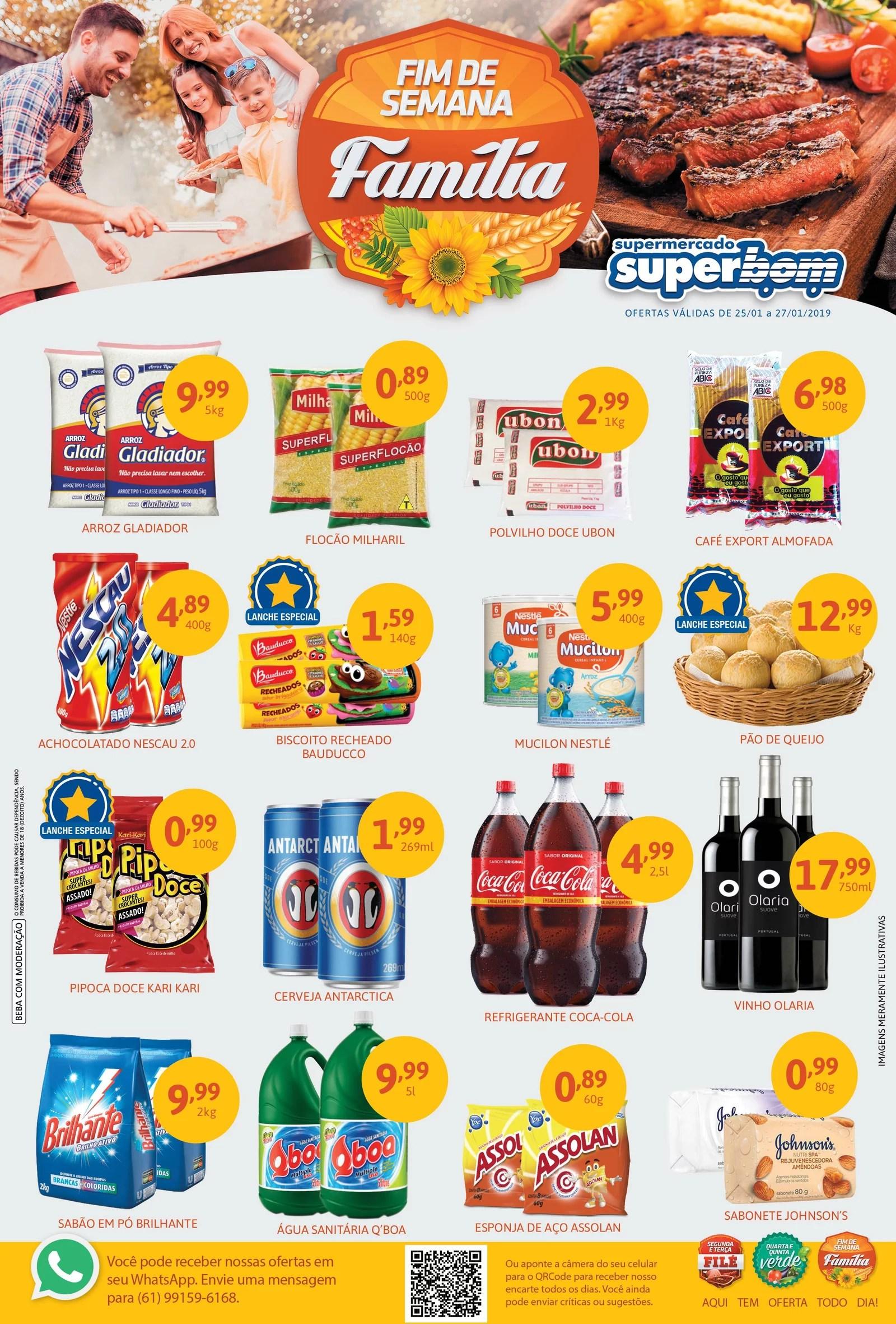 Ofertas Supermercado SuperBom53