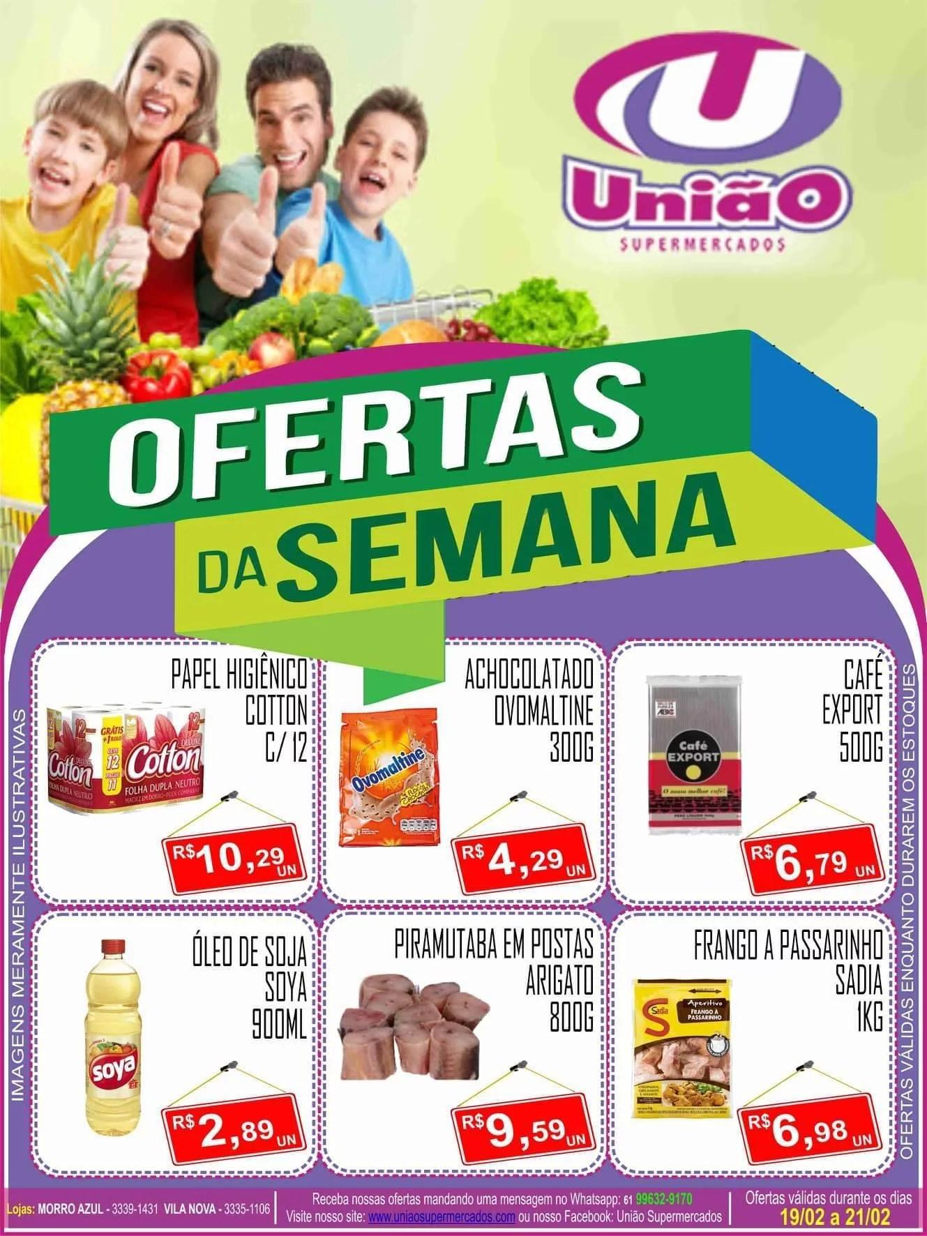 Ofertas Supermercado União64