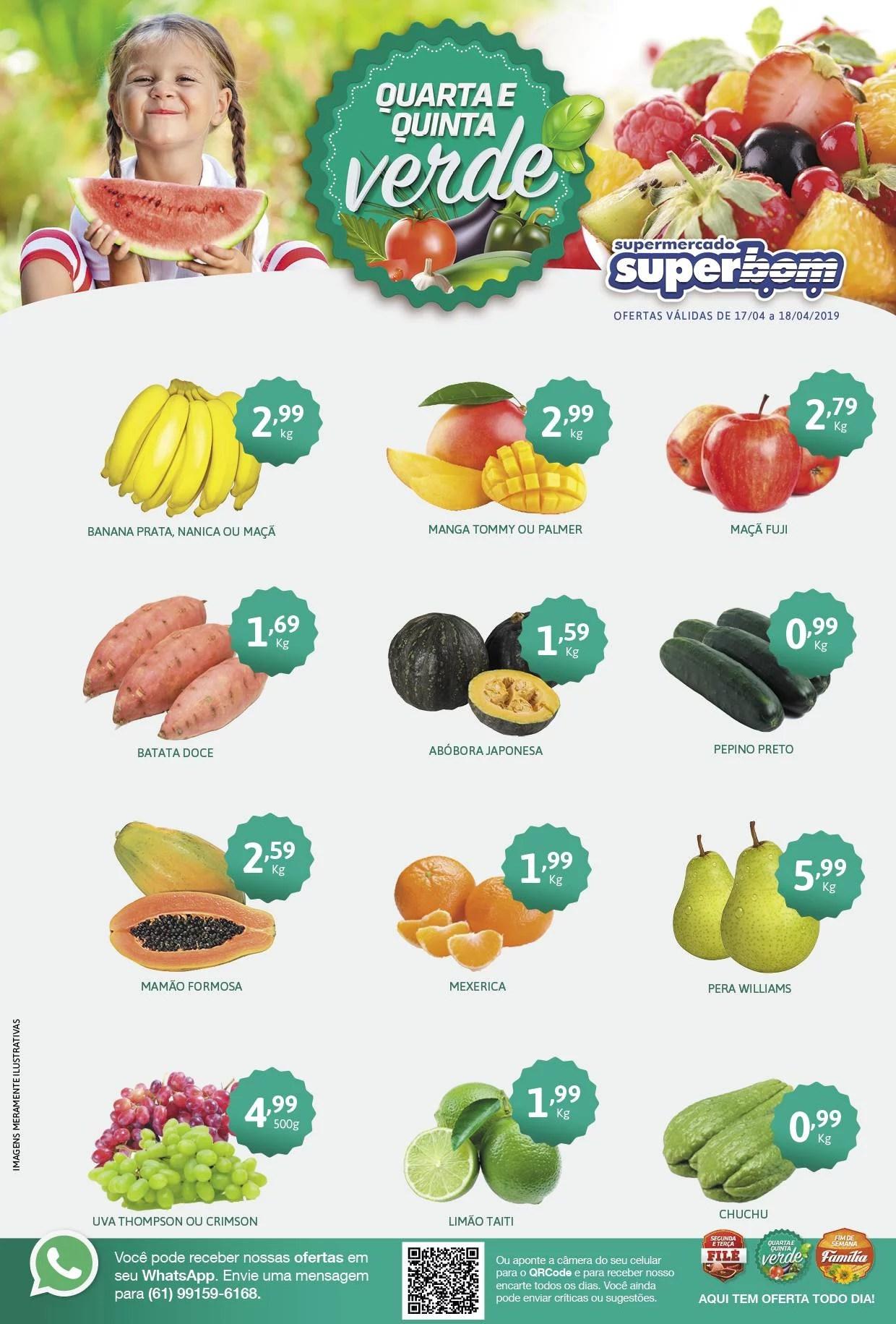 Ofertas Supermercado SuperBom58