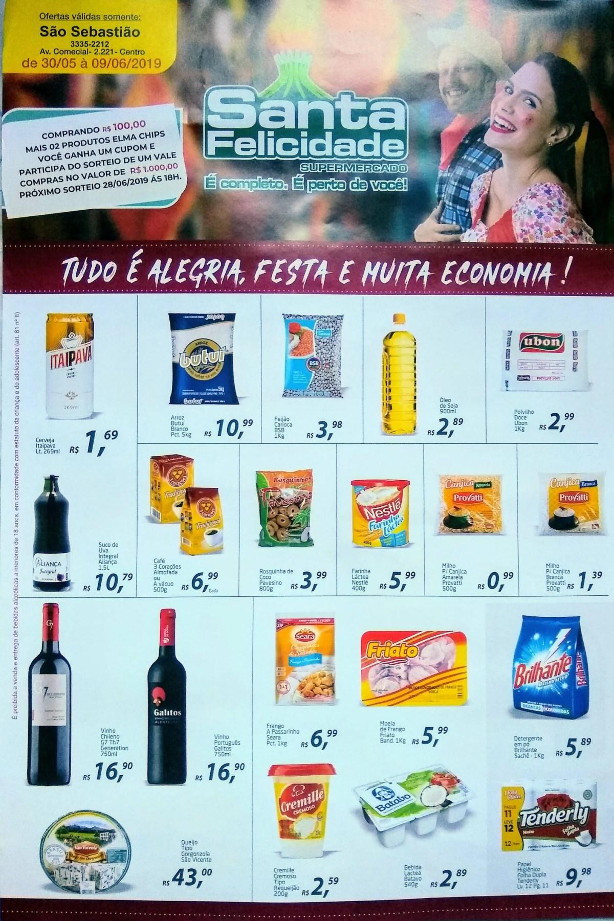 Ofertas Supermercado Santa Felicidade25