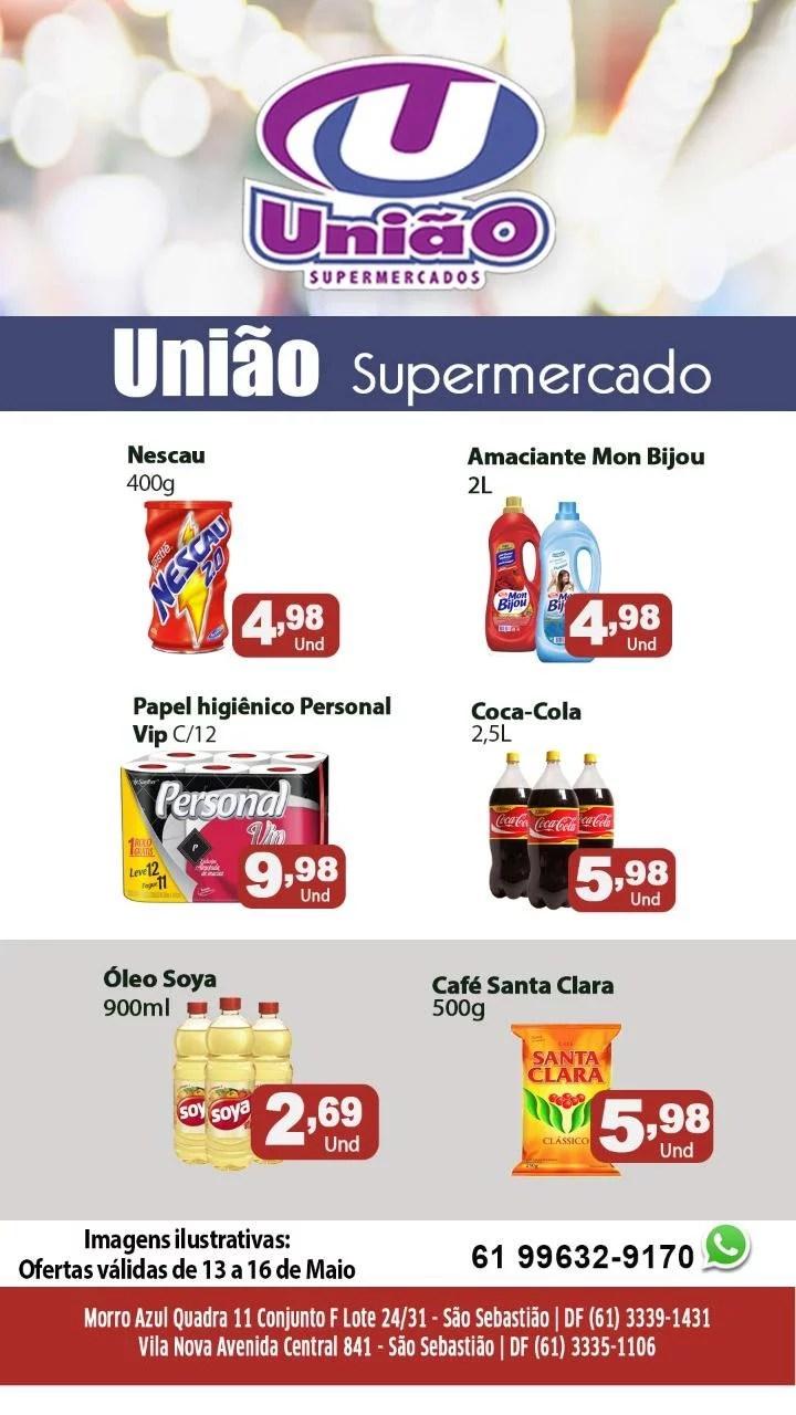 Ofertas Supermercado União24