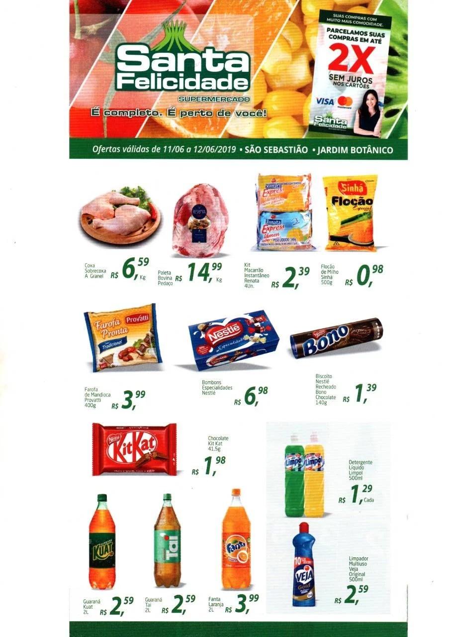 Ofertas Supermercado Santa Felicidade91