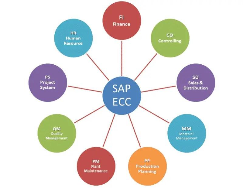 SAP Modules List: Main SAP ERP Modules (Business and ...