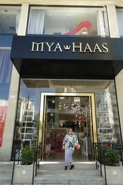 Mya Haas - até 70% off
