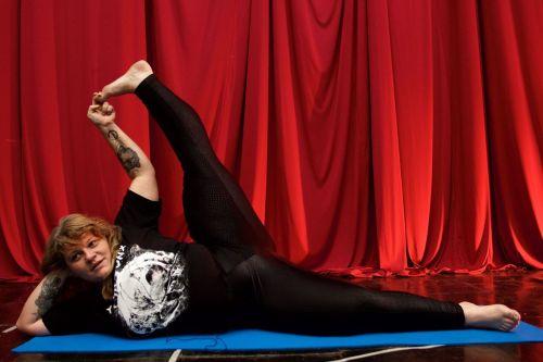 Yoga para Todos - crédito Robson Leandro